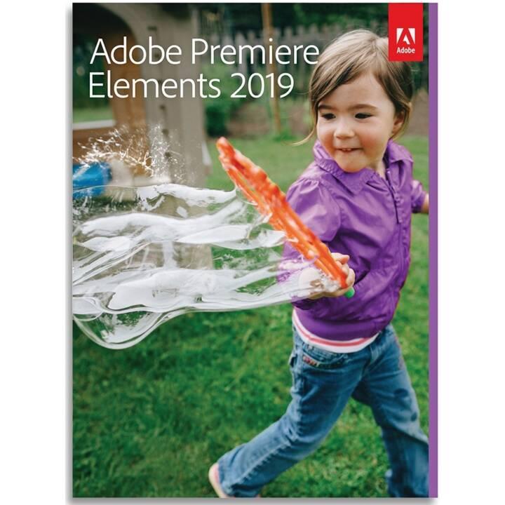 ADOBE Premiere Elements 2019 (D)