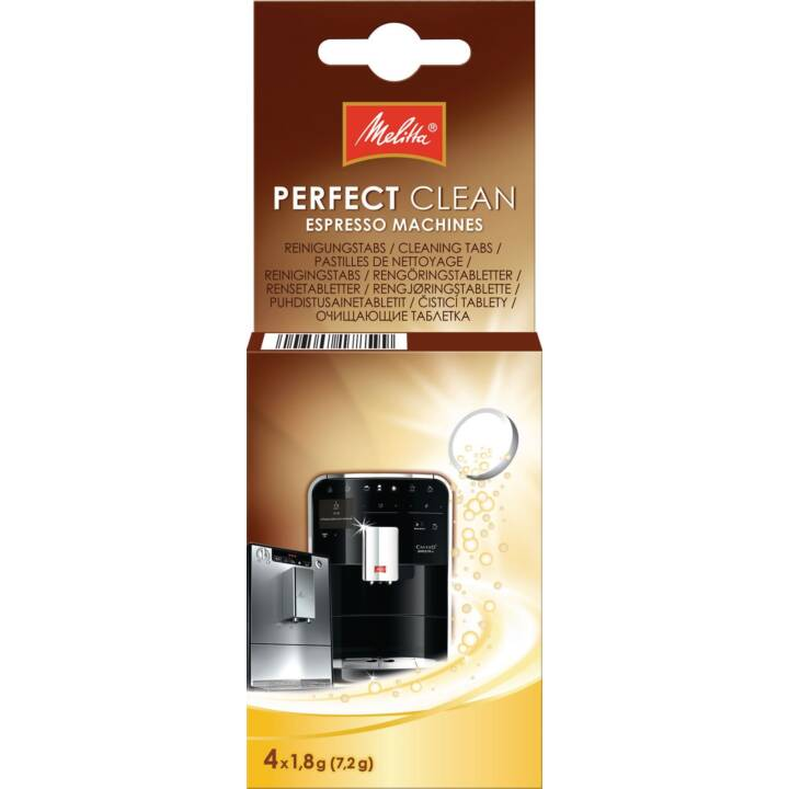 MELITTA Perfect Clean Tabs