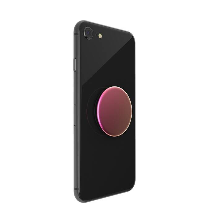 POPSOCKETS Color Chrome Pink Supporto ditta (Pink)