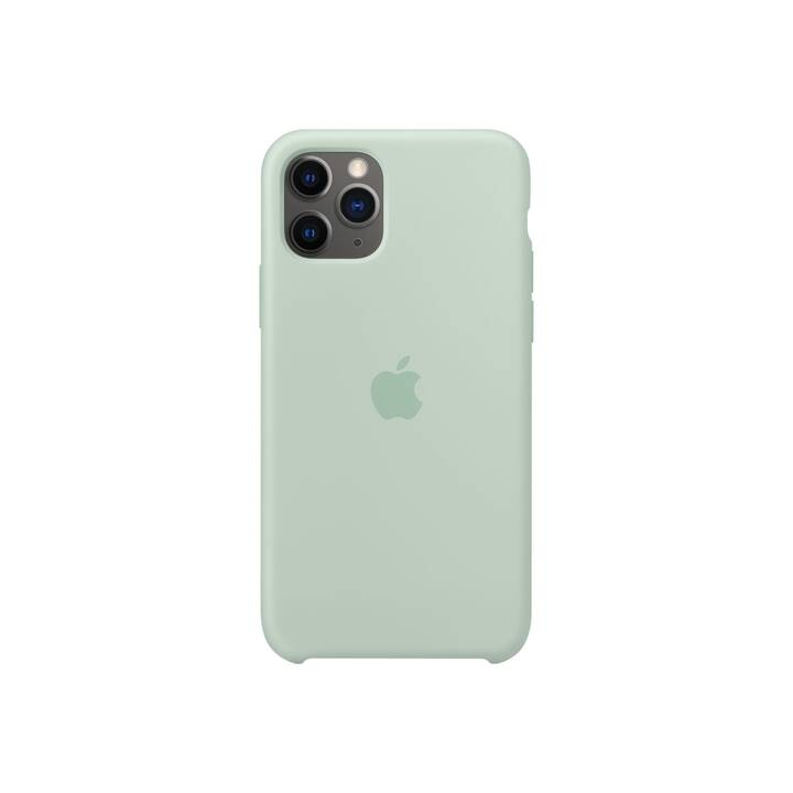 APPLE Backcover Silicone (iPhone 11 Pro, Béryl)