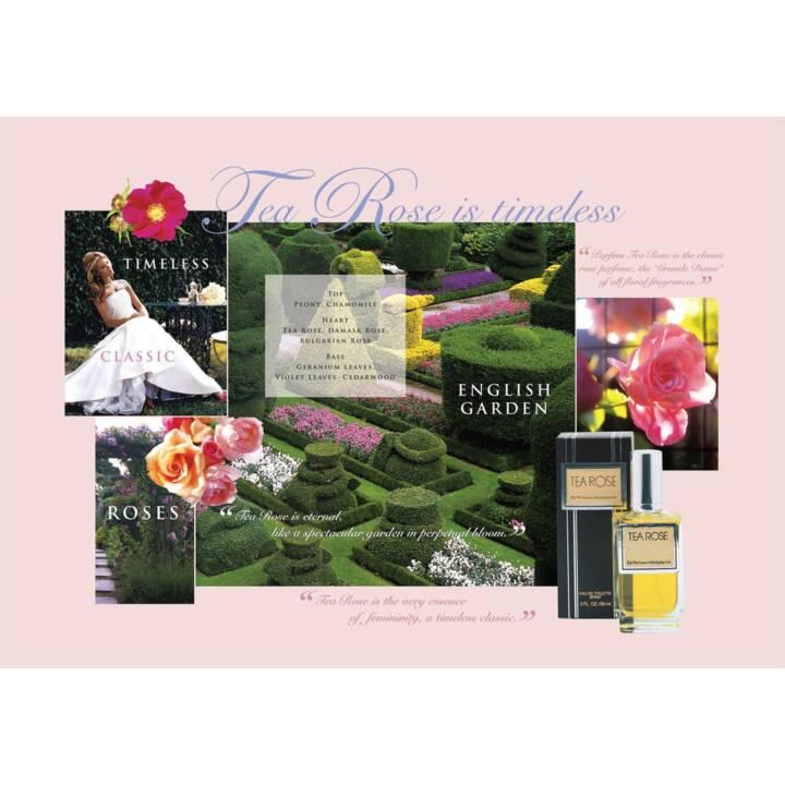 PERFUMERS WORKSHOP Tea Rose (120 ml, Eau de Toilette)
