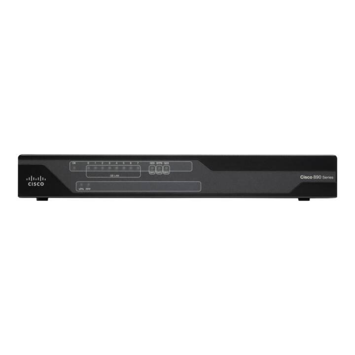 CISCO C891F-K9 Modem-Router