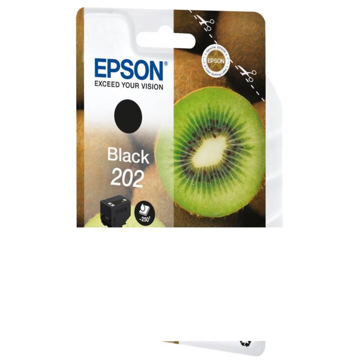 EPSON Cartouche d'encre 202 Noir