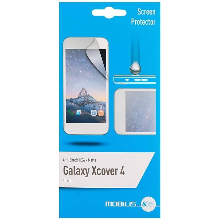 MOBILIS Displayschutzfolie Anti-Shock IK06 (Matt, Galaxy Xcover 4)