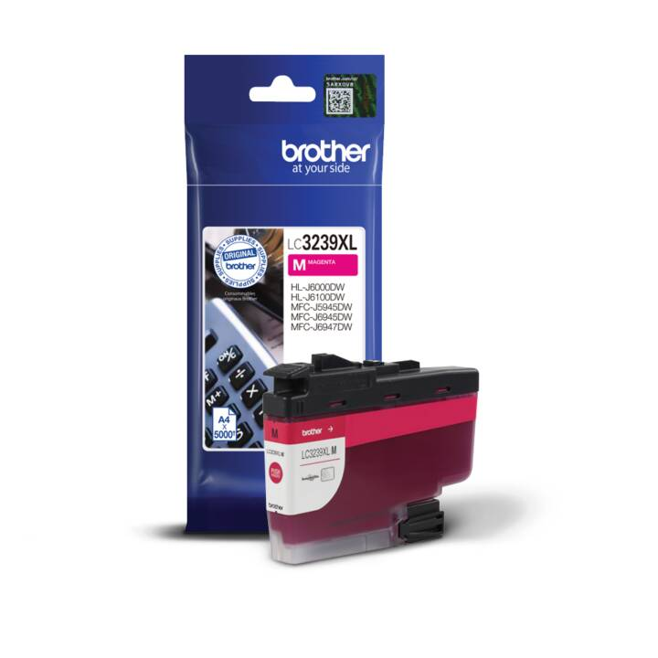 BROTHER LC-3239XLM Magenta