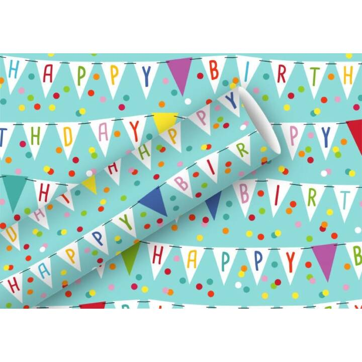 BRAUN + COMPANY Joyeux anniversaire 70 x 200 cm