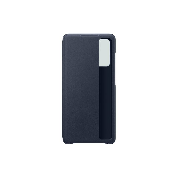 SAMSUNG Flipcover Clear View (Galaxy S20 FE, Antibatterico, Navy Blue)