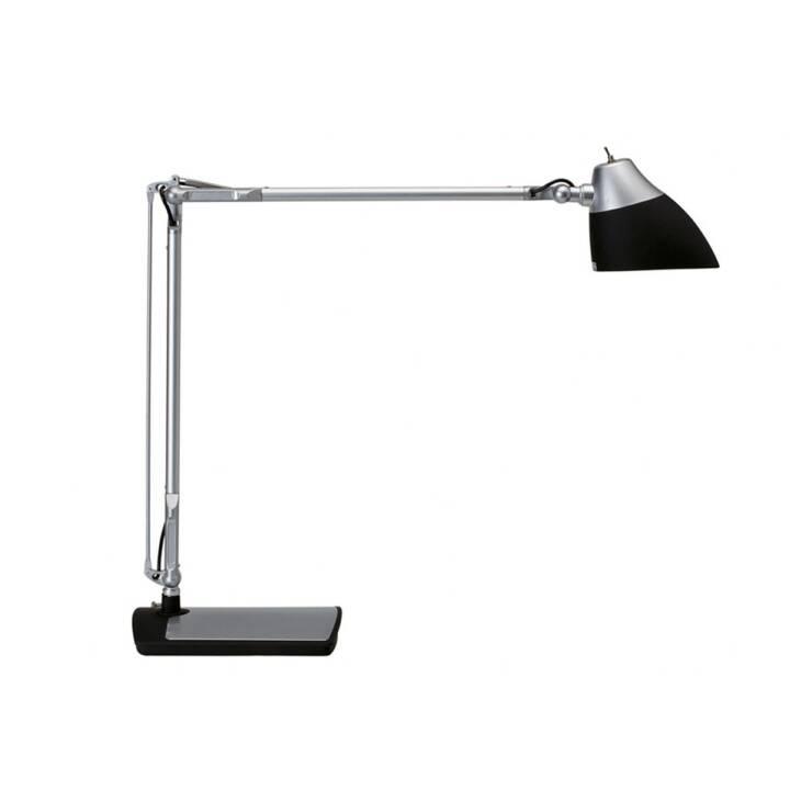 MAUL lampada da tavolo nero, argento