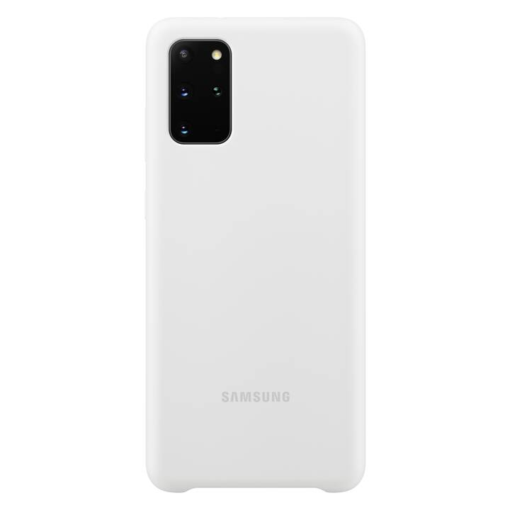 SAMSUNG Backcover Hard Cover (Galaxy S20+, Bianco)