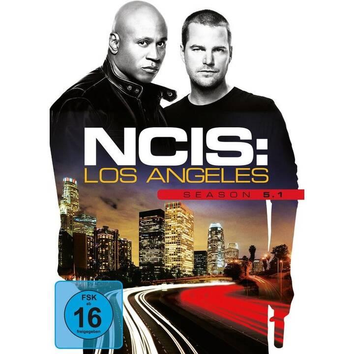 NCIS - Los Angeles Saison 5.1 (DE, EN, FR)