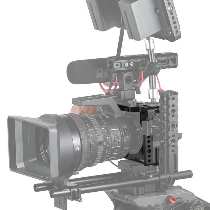 SMALLRIG Cage Sony A7II Montage-Zubehör (Schwarz)