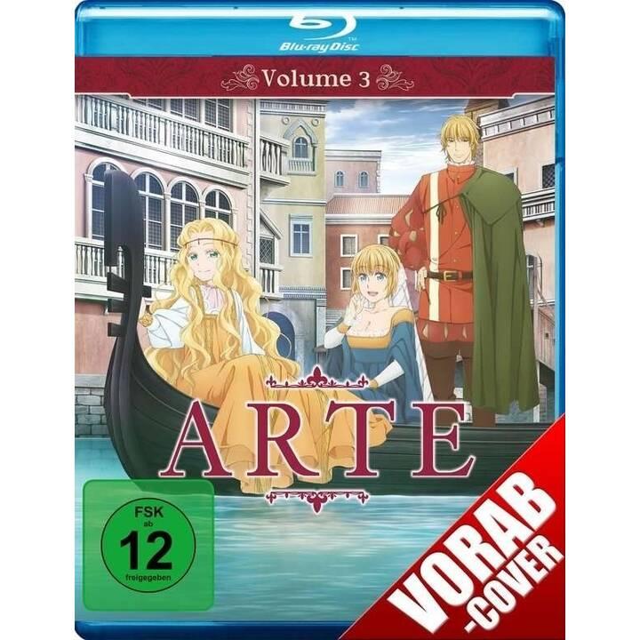 Arte - Vol. 3 (DE)