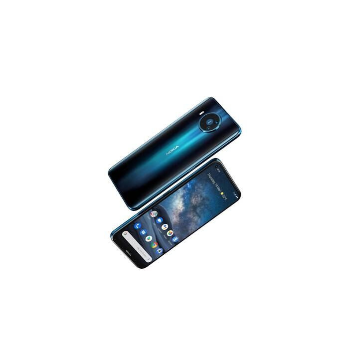 """NOKIA 8.3 5G (5G, 128 GB, 6.81"""", 64 MP, Blau)"""