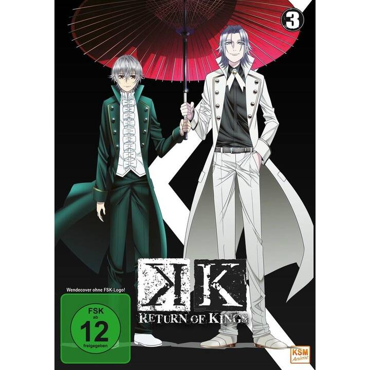 K - Return of Kings (JA, DE)