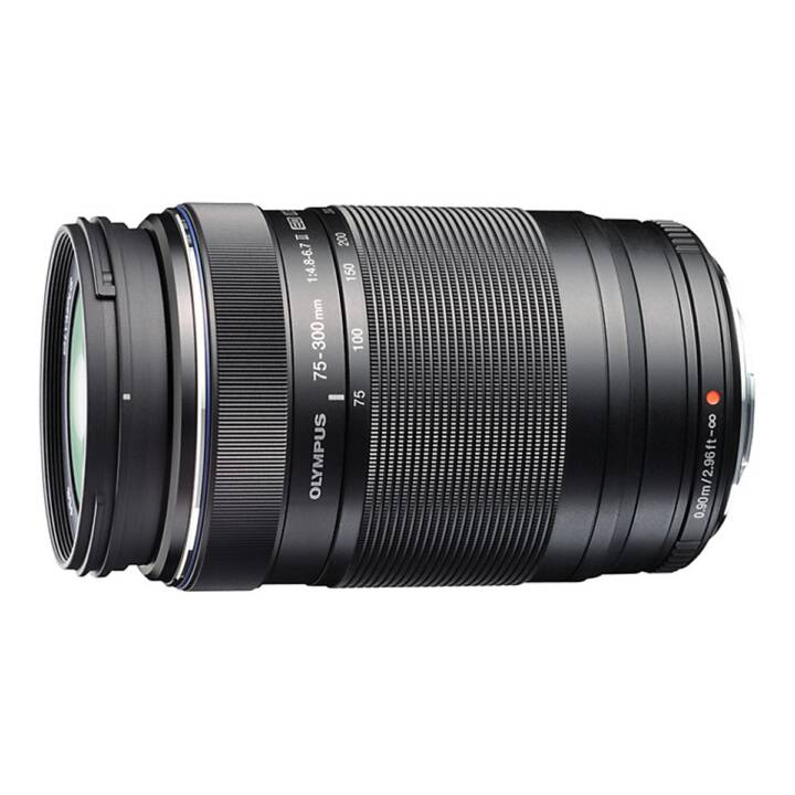 OLYMPUS M.Zuiko Digital 75 mm - 300 mm f/4.8-6.7