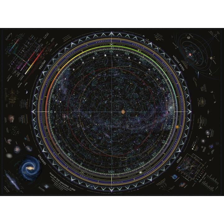 Universo RAVENSBURGER, 1500 parti