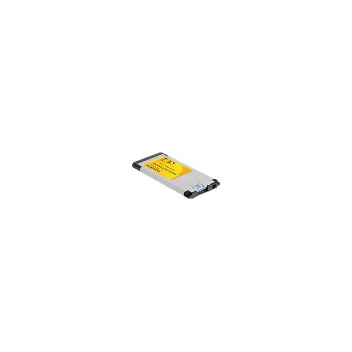DELOCK Express Card to USB Adapter, USB 3.0