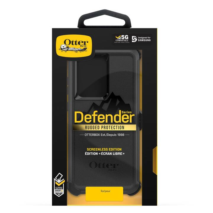 OTTERBOX Backcover Defender (Galaxy S20 Ultra, Noir)