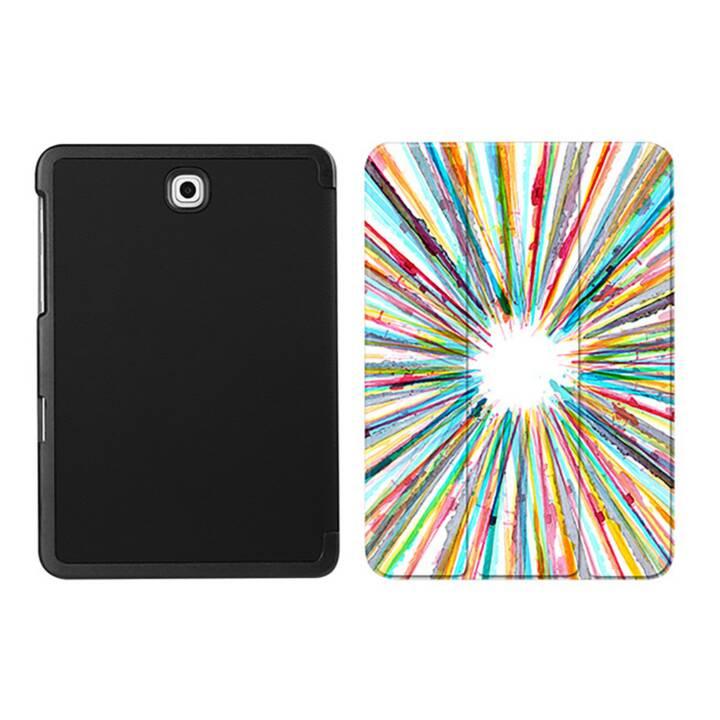 "EG MTT Custodia per Tablet per Samsung Galaxy Tab S2 8"" - Colorata"