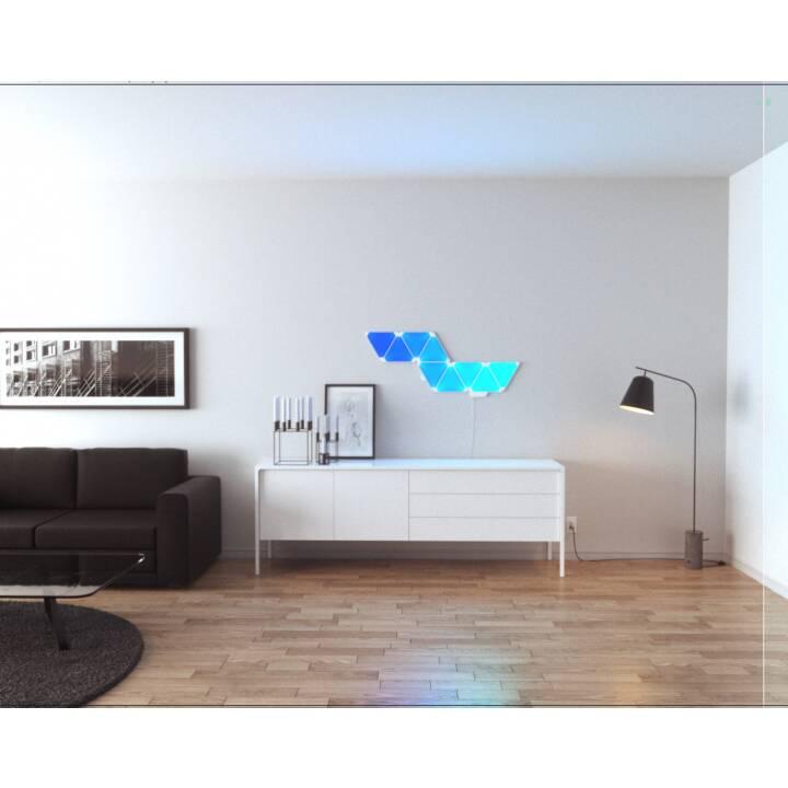 NANOLEAF LED Stimmunglicht Smarter 12P Rhythm (Weiss)