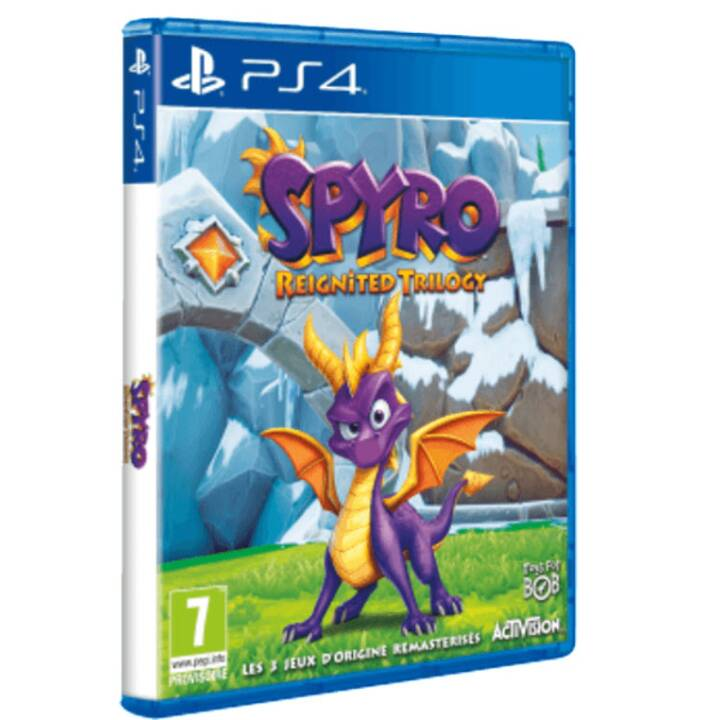 Spyro - Reignited Trilogy (FR)