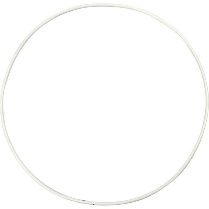 CREATIV Metallring, 20 cm, 5 Stück