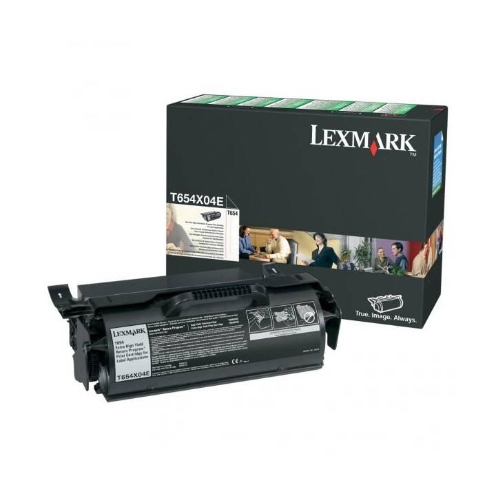 LEXMARK T654X04E