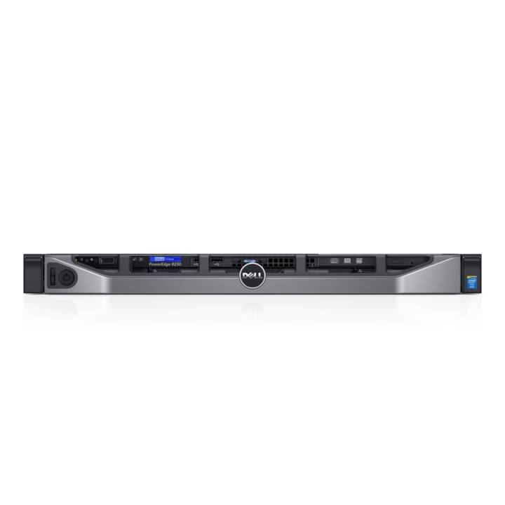 DELL PowerEdge R230 - Montaggio su rack - Xeon E3-1220V6 3 GHz - 8 GB - 1 TB