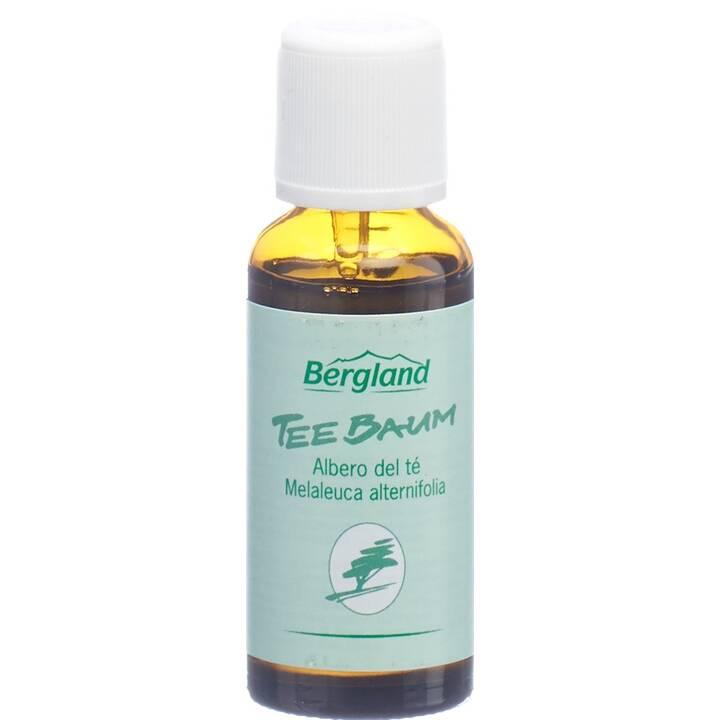 BERGLAND Ätherisches Öl (Teebaum, 30 ml)