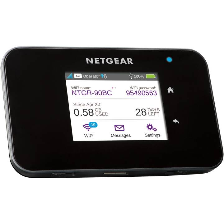 NETGEAR AC810 Hotspot mobile