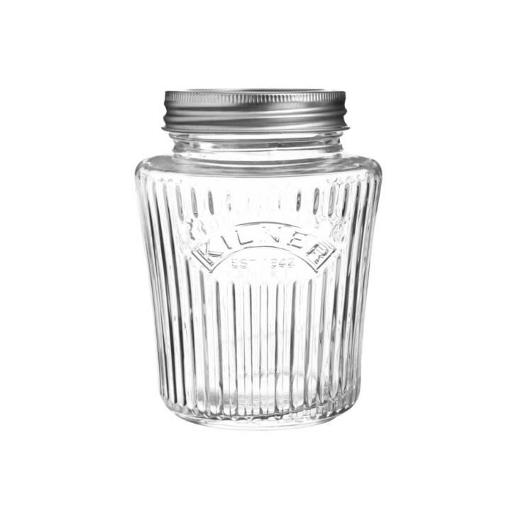 KILNER Vaso per conserve Vintage  (0.5 l, Vetro)