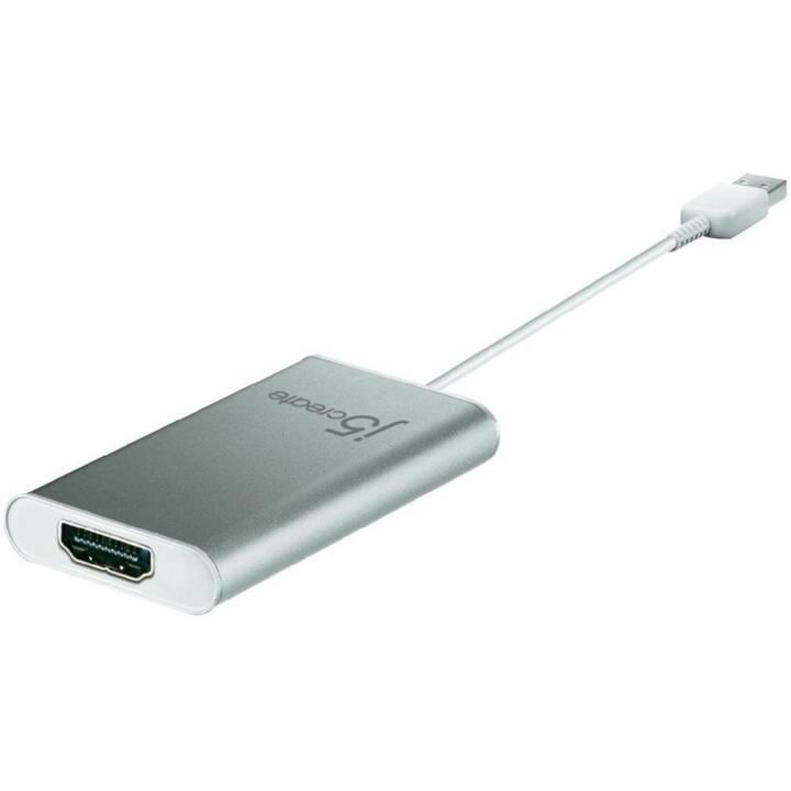 J5 CREATE Videoadapter (USB, HDMI)