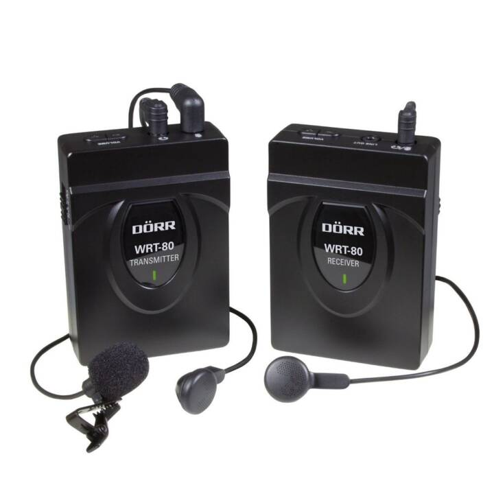 DÖRR Wireless Microphone System