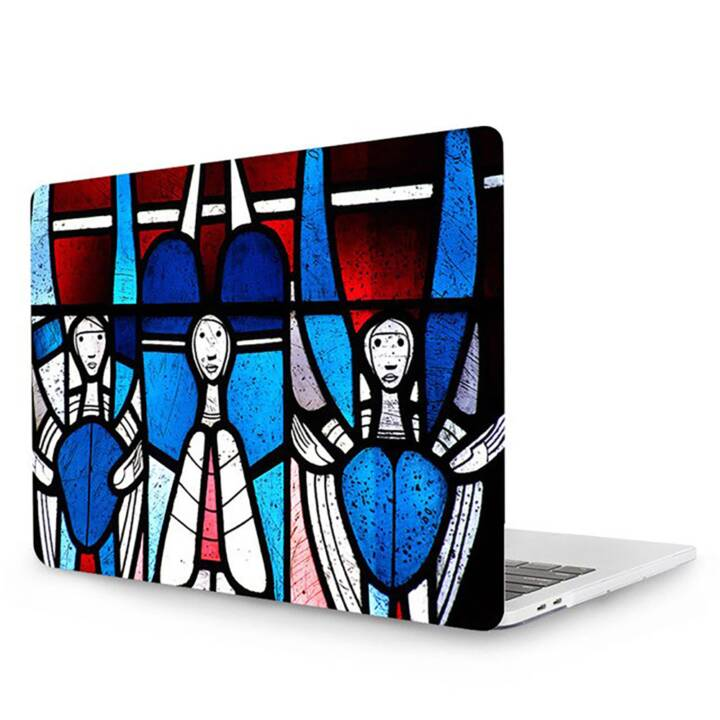 "EG MTT Cover pour MacBook Pro 13"" CD ROM - Faith"