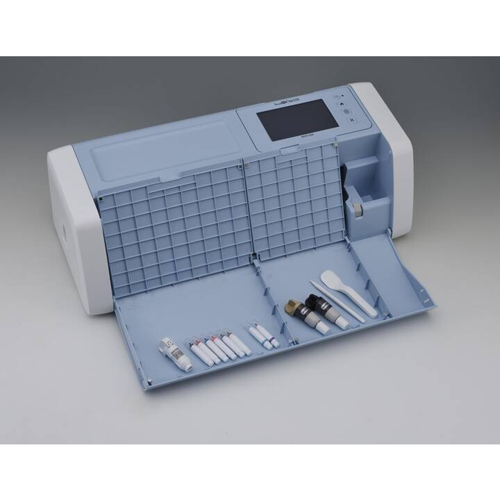 BROTHER Schneideplotter ScanNCut DX1200 (Blau)