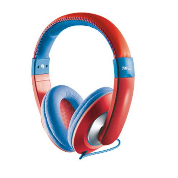 TRUST Sonin Kids Red/Blue