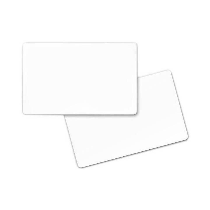 ZEBRA TECHNOLOGIES Biglietti da visita (85 x 54 mm , 100 pezzo)