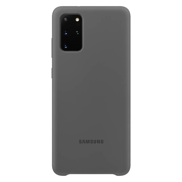 SAMSUNG Backcover Hard Cover (Galaxy S20+, Gris)