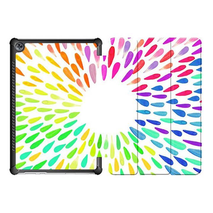 "EG MTT Tablet-Hülle für Huawei Mediapad M5 10.8"" - Bunt"