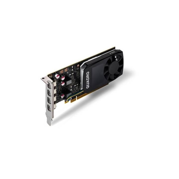 NVIDIA 490-BDXO Nvidia Quadro P1000 (4 Go, CAD)