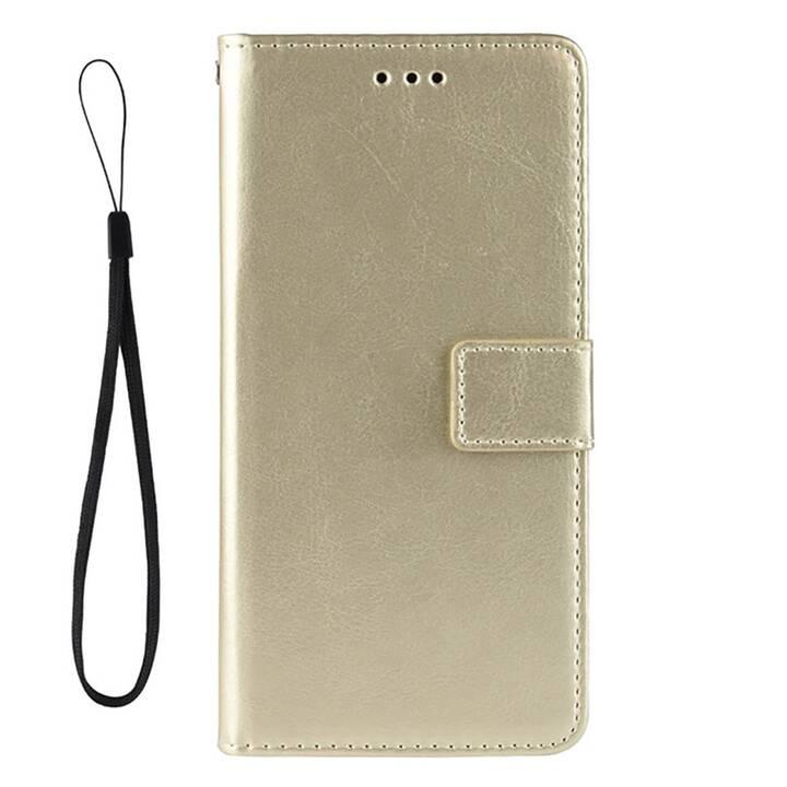 EG Mornrise Etui portefeuille pour Xiaomi Mi A3 - Or