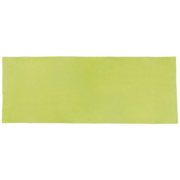 CASA LEON Chemin de table Lona (45 cm x 150 cm, Rectangulaire, Vert clair)