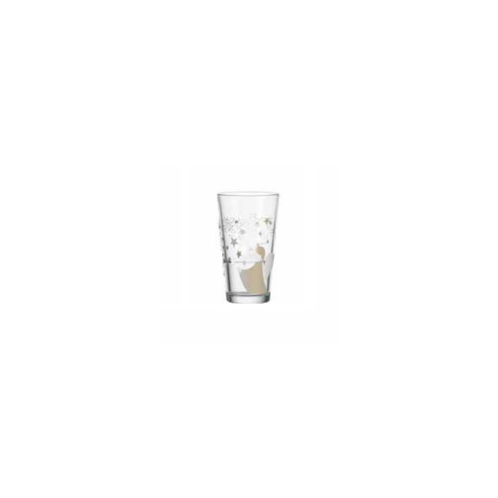 LEONARDO Wasserglas Natale (330 ml, 6 Stück)