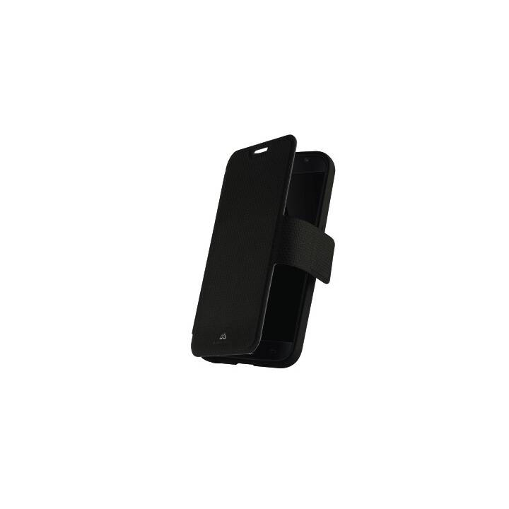 BLACK ROCK Flipcover Folio Pure (Galaxy S7, Schwarz)