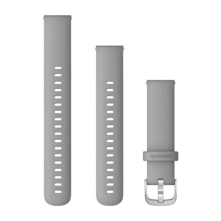 GARMIN Quick Release Bands (18 mm) (Grigio)