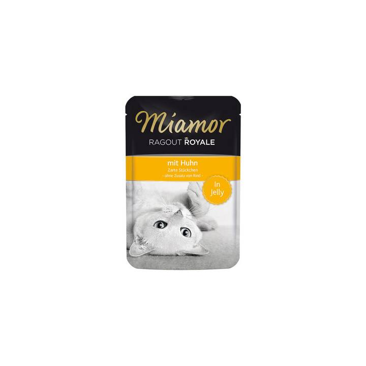 MIAMOR Ragout Royale (Adulto, 100 g, Pollo)