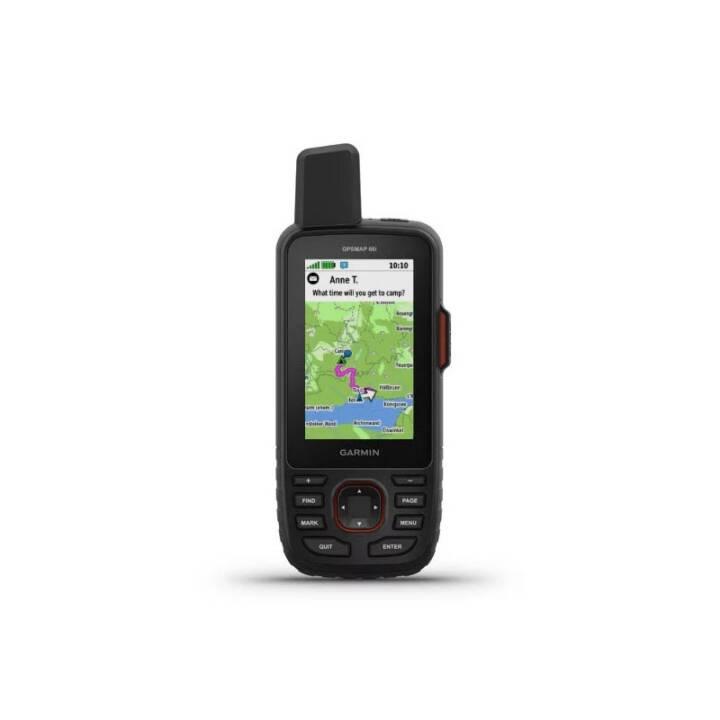 """GARMIN GPSMAP 66i (3 """", 16 GB)"""