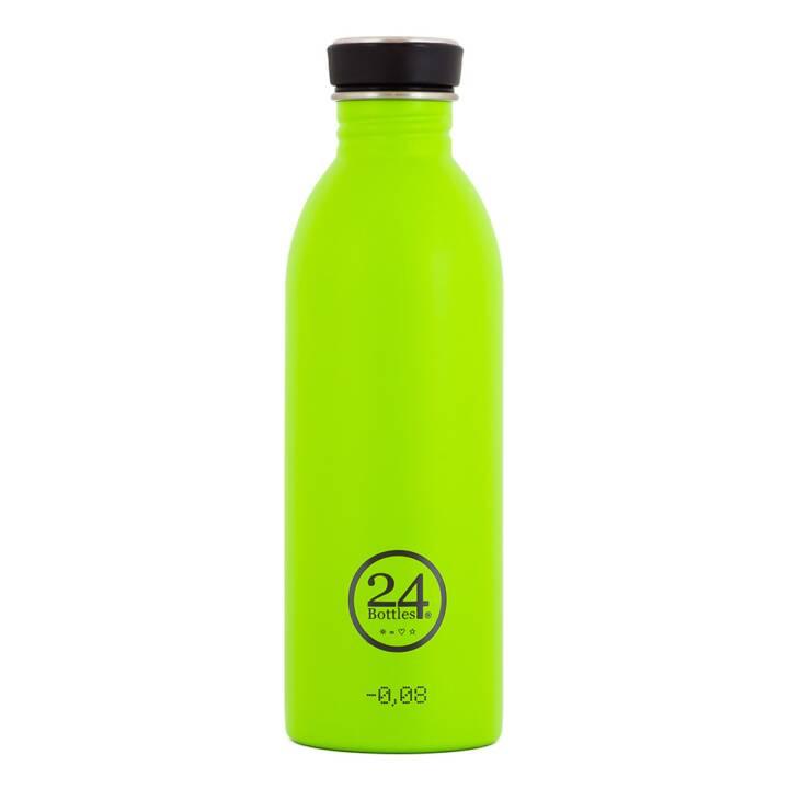 24BOTTLES Trinkflasche Urban (0.5 l, Grün)
