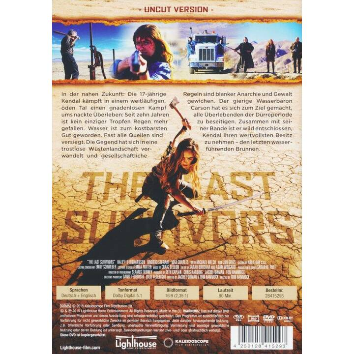 The Last Survivors (DE, EN)