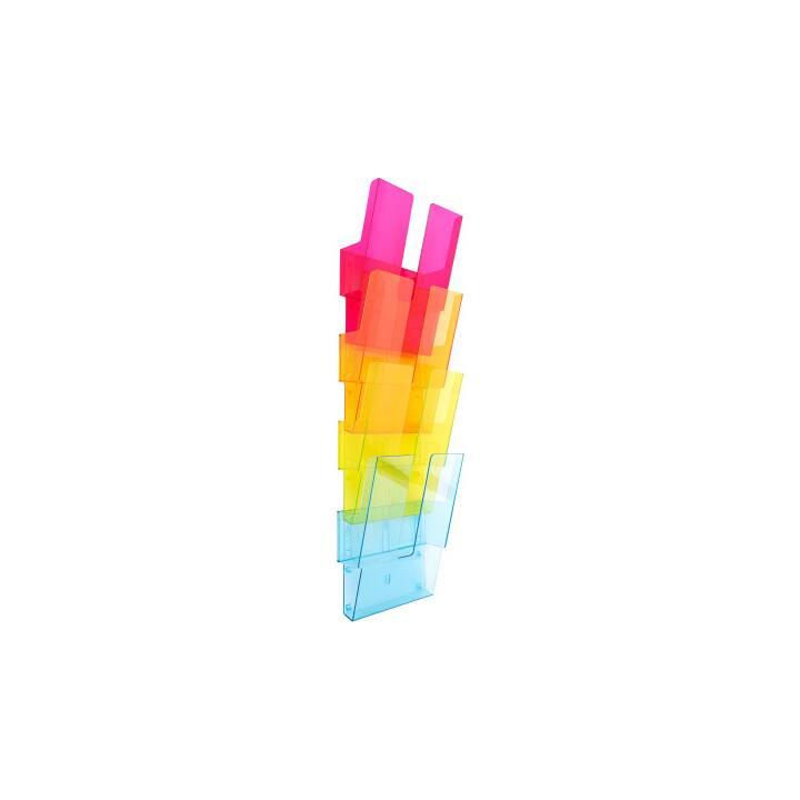 BIELLA Murama Portadocumenti da parete (A4, C4, Colori assortiti)
